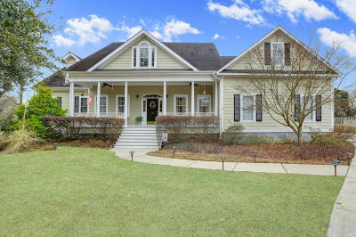 Wilmington Single Family Home For Sale: 109 Great Pine Court