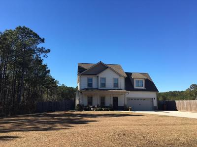 Onslow County Single Family Home For Sale: 210 Mango Place S