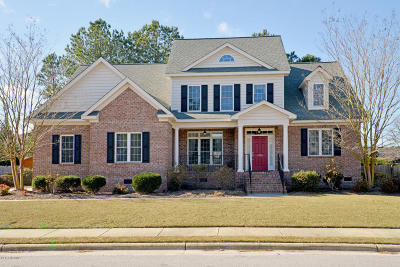 Greenville Single Family Home For Sale: 3700 Cantata Drive