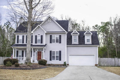 Wilmington Single Family Home For Sale: 440 Wendover Lane