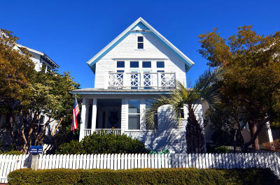Bald Head Island Single Family Home For Sale: 44 Transom Row