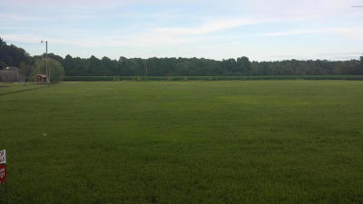 Farmville Residential Lots & Land For Sale: Lot 4 Tugwell Road