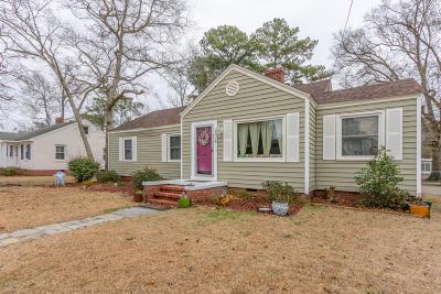 Jacksonville Single Family Home For Sale: 104 Bayshore Boulevard W