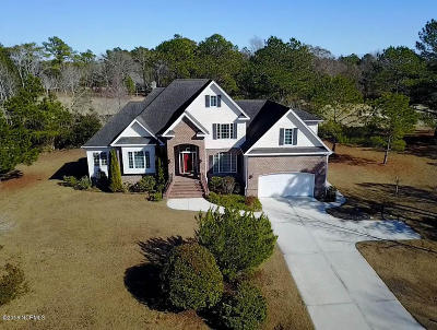 Belvedere Plantation Single Family Home For Sale: 216 Fairway Drive #Lot 247