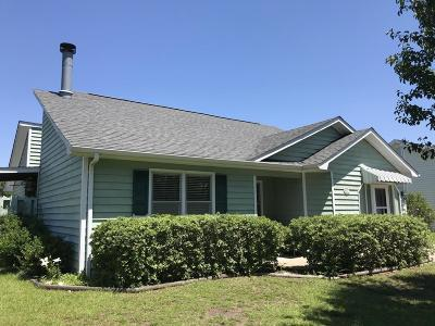 Newport Single Family Home For Sale: 607 Mourning Dove