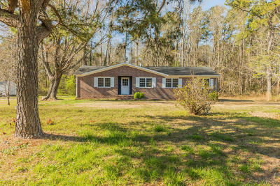 Jacksonville Single Family Home For Sale: 144 Marshall Chapel Road