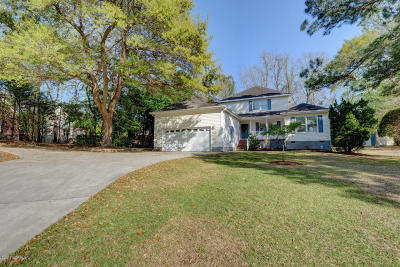 Olde Point, Olde Point Villas Single Family Home For Sale: 2009 Cordgrass