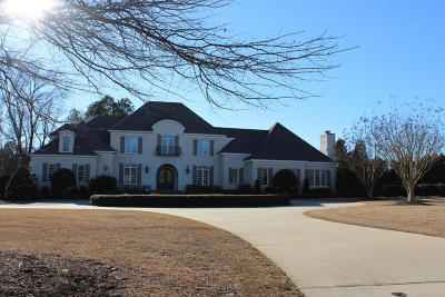 Greenville Single Family Home For Sale: 3102 Merriewood Lane