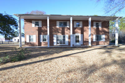Onslow County Single Family Home For Sale: 141 Thomas Humphrey Road