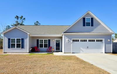 Richlands Single Family Home For Sale: 108 Lilac Lane