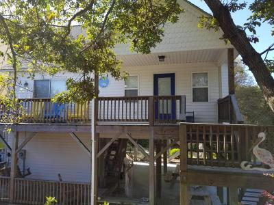 Emerald Isle Single Family Home For Sale: 6709 Emerald Drive