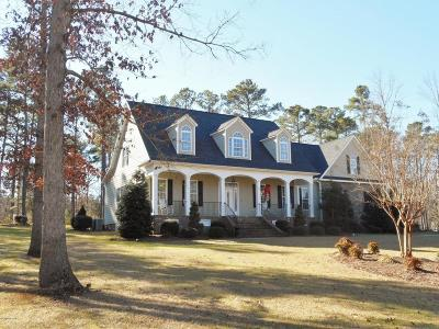Rocky Mount Single Family Home For Sale: 6638 Annabella Road