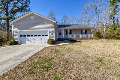 Jacksonville Single Family Home For Sale: 205 Bishop Drive