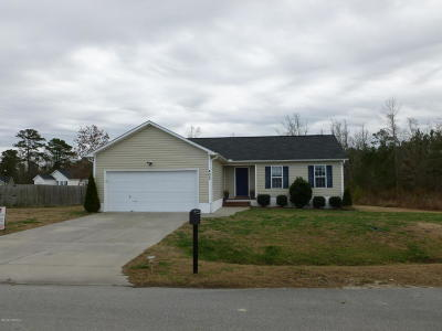 Jacksonville Single Family Home For Sale: 403 Patriot Place