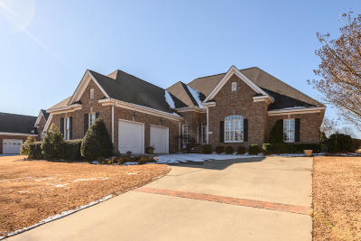 Greenville Single Family Home For Sale: 4099 Countrydown Drive