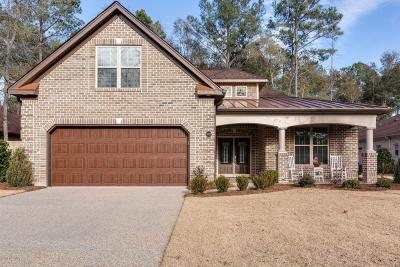 Castle Hayne Single Family Home For Sale: 3622 Rosewood Landing Drive