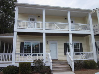 Swansboro Rental For Rent: 21 Outrigger Drive