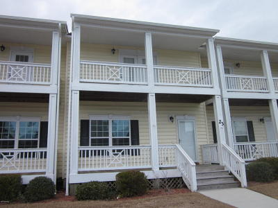 Swansboro Rental For Rent: 23 Outrigger Drive