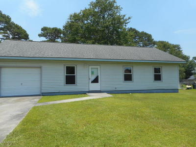 Havelock Single Family Home For Sale: 106 Pirates Lane