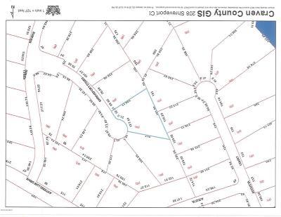 Havelock Residential Lots & Land For Sale: 208 Shreveport Court