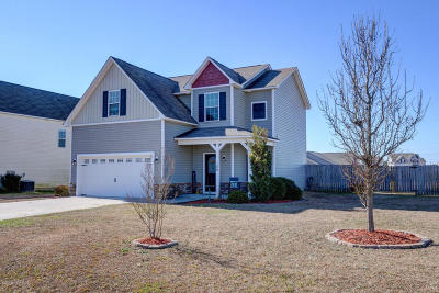 Richlands Single Family Home For Sale: 109 Buckhaven Drive