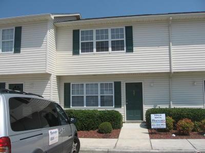 Swansboro Rental For Rent: 18 Pirates Cove Drive