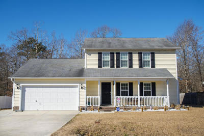 Jacksonville Single Family Home For Sale: 281 Brookstone Way