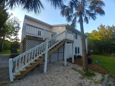Emerald Isle Single Family Home For Sale: 7306 Canal Drive