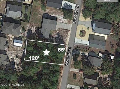 Residential Lots & Land Sold: Lot #22 NW 12th Street