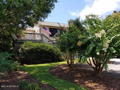 Emerald Isle Single Family Home For Sale: 6819 Emerald Drive