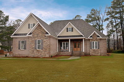 Winterville Single Family Home For Sale: 2300 Wolf Trap Road