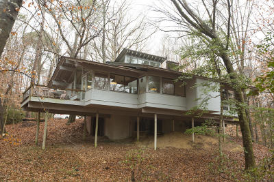 Greenville Single Family Home For Sale: 242 River Bank Lane