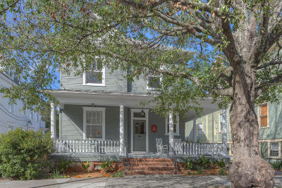 Wilmington Single Family Home For Sale: 117 Nun Street