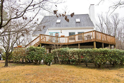 Newport Single Family Home For Sale: 205 Gray Road