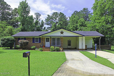 Jacksonville Single Family Home For Sale: 4 Princeton Drive