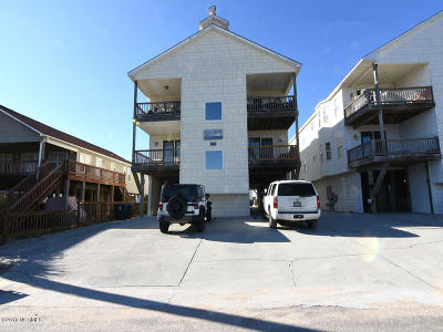 Carolina Beach, Kure Beach Condo/Townhouse For Sale: 1711 Carolina Beach Avenue N #B