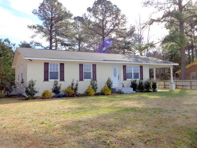 Farmville Single Family Home For Sale: 8500 Us Highway 258 N