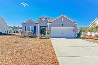 Carolina Shores Single Family Home For Sale: 280 Cable Lake Circle