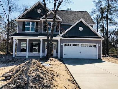 Onslow County Single Family Home For Sale: L50 Landing Lane
