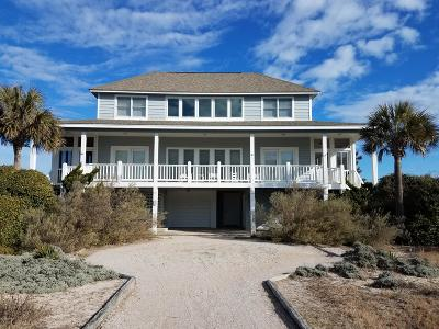 Bald Head Island Single Family Home For Sale: 9 Peppervine Trail