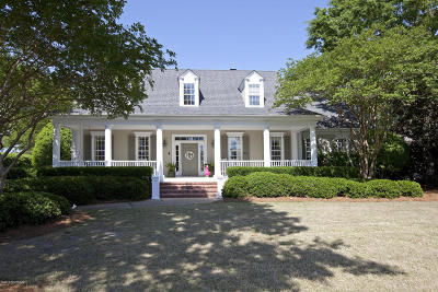 Wilmington Single Family Home For Sale: 2113 Harborway Drive