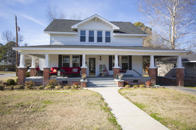 Farmville Single Family Home For Sale: 3606 N Main Street