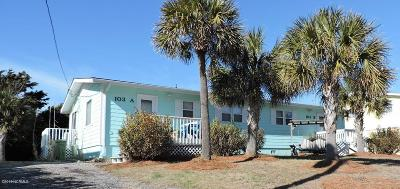 Emerald Isle Multi Family Home For Sale: 103 E Landing Drive