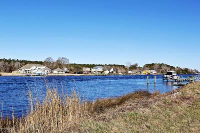 Beaufort Residential Lots & Land For Sale: 122 Waterway Drive