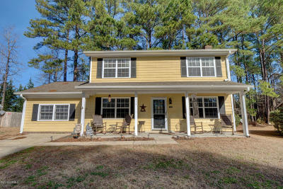 Jacksonville Single Family Home For Sale: 1016 Foscue Drive