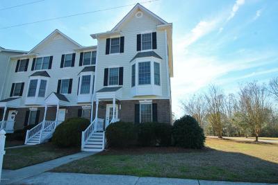 Oriental Condo/Townhouse For Sale: 407 Freemason Street #D