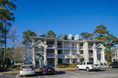 Brunswick Plantation Condo/Townhouse For Sale: 330 S Middleton Drive NW #1407