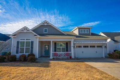 Southport Single Family Home For Sale: 4984 Alamance Drive