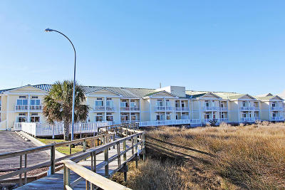 Atlantic Beach Condo/Townhouse For Sale: 602 W Fort Macon Road #138