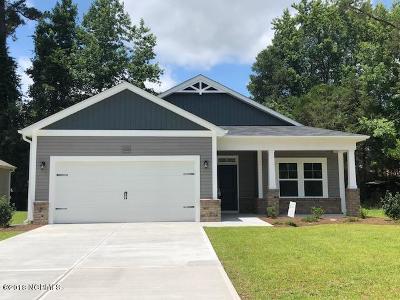 Leland Single Family Home For Sale: 9216 Southview Court NE